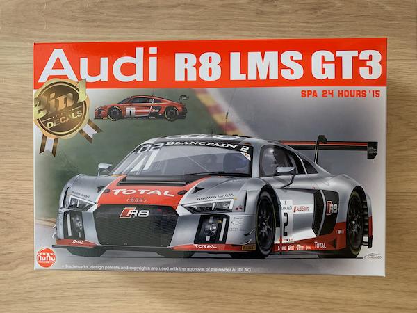 プラッツ・Audi R8 LMS GT3